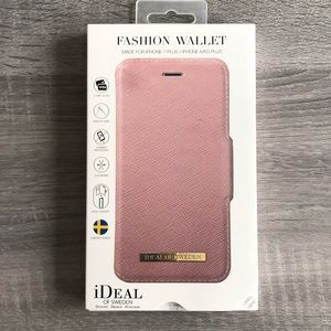 iDeal of Sweden iPhone 6/6S/7 PLUS Wallet Case